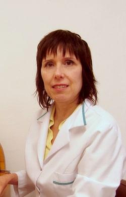снимка на д-р Валентина Попадийска