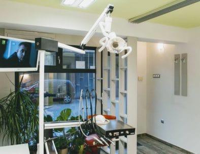 изглед на кабинета на д-р Попадийска